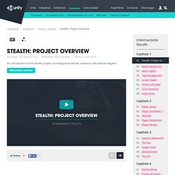 Unity - Stealth: Project Overview