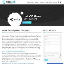Hire Game Developer India
