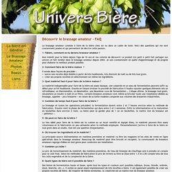 Univers Bière