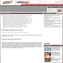 Ciber Guerilla: ataque de l Estonia en 2007