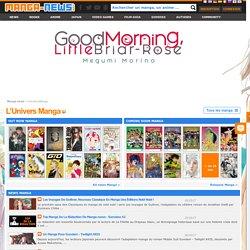 Univers Manga