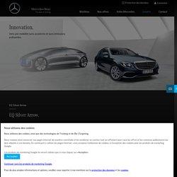 Univers Mercedes: innovation