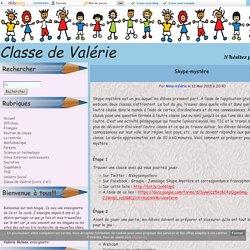 Univers Social - Classe de Valérie