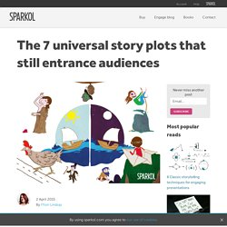 The 7 universal story plots that still entrance audiences