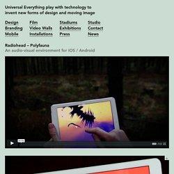 Universal Everything / Radiohead – Polyfauna