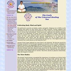 Universal Healing Tao Center