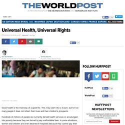Universal Health, Universal Rights