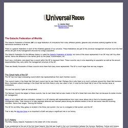 Universal Races