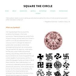 Universal symbolism — Square The Circle