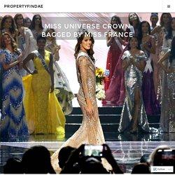 Miss Universe Crown Bagged By Miss France – propertyfindae