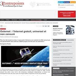 Outernet : l'Internet gratuit, universel et non censuré