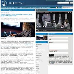 Universidad Nacional de Rosario (UNR) - Argentina- Stephen Downe