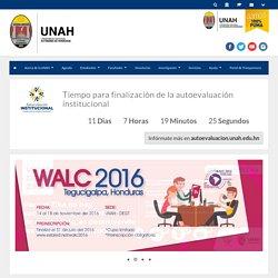 Universidad Nacional Autónoma de Honduras - La educación es la primera necesidad de la República