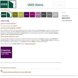 Universidad Nacional de Educación a Distancia