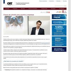 Universidad ORT Uruguay - Claves de LinkedIn para usuarios y empresas