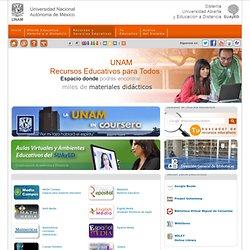 Educación Abierta y a Distancia UNAM