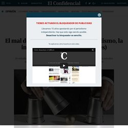 Educación: El mal de la universidad (y del periodismo, la ingeniería y demás profesiones). Blogs de Tribuna