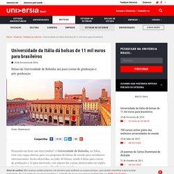 Universidade da Itália dá bolsas de 11 mil euros para brasileiros