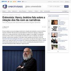 Entrevista: Henry Jenkins fala sobre a relação dos fãs com as narrativas