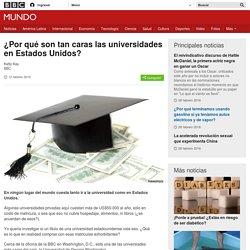 ¿Por qué son tan caras las universidades en Estados Unidos? - BBC Mundo
