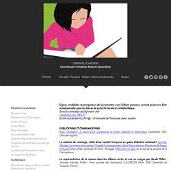 Emmanuelle HalgandVie universitaire: recherche doctorale, articles, colloques, enseignement : Rencontrer l'album de jeunesse