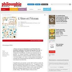 Notre sélection, Stéphane Vial, Design, Virtuel, Gilbert Simondon, Numérique