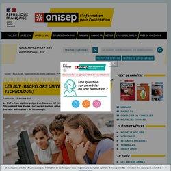 Les BUT (bachelors universitaires de technologie) - Onisep