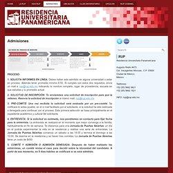 Residencia Universitaria Panamericana