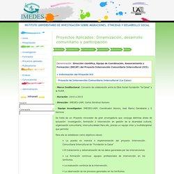 IMEDES- Instituto Universitario de Migraciones, Etnicidad y Desarrollo Social-U.A.M.