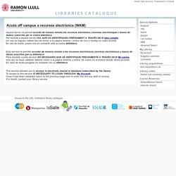 OBJETOS DE REALIDAD AUMENTADA: PERCEPCIONES DEL ALUMNADO DE PEDAGOGÍA.: Fundació Blanquerna