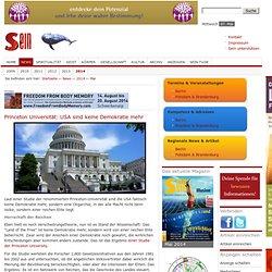 Princeton Universität: USA sind keine Demokratie mehr