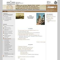 Universität Münster > Institut für Frühmittelalterforschung - Projekt Cluny
