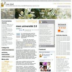 mon université 2.0