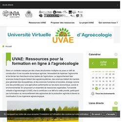 Université Virtuelle d'Agroécologie