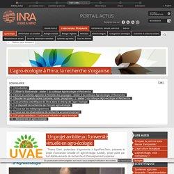 Université virtuelle en agroécologie