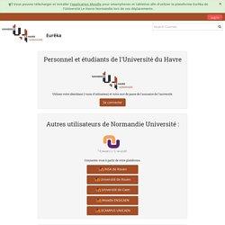 EUREKA - UNIVERSITE DU HAVRE: Authentication choice