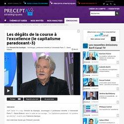 Vincent De Gaulejac, Université Paris 7 – Denis Diderot - Les dégâts de la course à l'excellence (le capitalisme paradoxant-3)