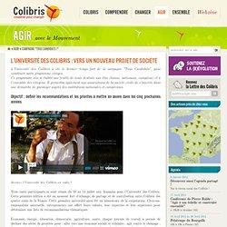 Colibris - Mouvement pour la Terre et l'Humanisme