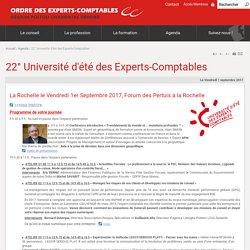Ordre des Experts-Comptables Région Poitou Charentes Vendée