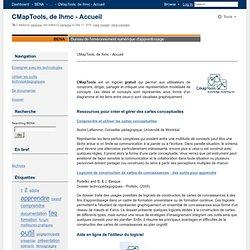 CMapTools, de Ihmc - Accueil