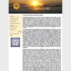 UNIVERSITÉ DU SYMBOLE : textes