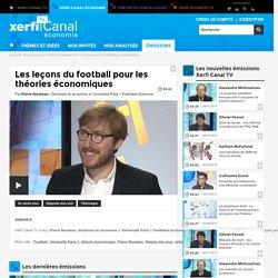 Pierre Rondeau - Les leçons du football pour les théories économiques