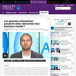 Xavier Lecocq, Université de Lille (IAE) et IESEG - Les grandes entreprises peuvent-elles réinventer leur business model