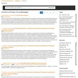 Recherche - FORMADOCT at Université européenne de Bretagne