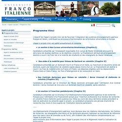 Université Franco Italienne