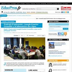 Santé : l'université Joseph-Fourier-Grenoble 1 mise sur la pédagogie inversée - Enquête sur Educpros