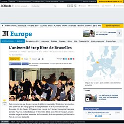 L'université trop libre de Bruxelles