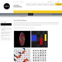 Portail de la culture - Université de Caen Normandie - Art & Mathématiques
