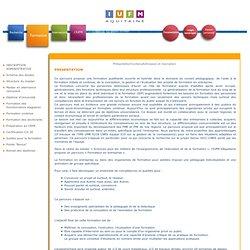 IUFM Aquitaine, Ecole Interne de l'Université Montesquieu - Bordeaux IV -