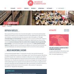 Université de Montpellier » Université